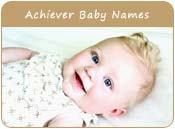 Achiever Baby Names