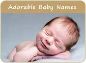 Adorable Baby Names