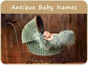 Antique Baby Names