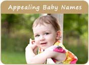 Appealing Baby Names