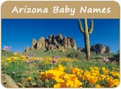 Arizona Baby Names