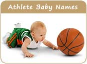 Athlete Baby Names