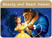 Beauty and the Beast Baby Names