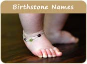 Birthstone Names