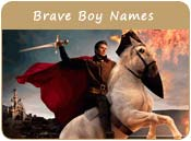 Boy Names That Mean Brave