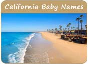 California Baby Names
