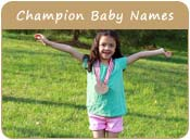 Champion Baby Names