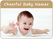 Cheerful Baby Names