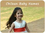 Chilean Baby Names