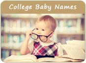 College Baby Names
