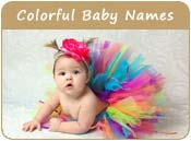 Colorful Baby Names