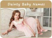 Dainty Baby Names