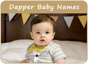 Dapper Boy Names
