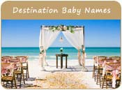 Destination Baby Names