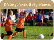 Distinguished Baby Names