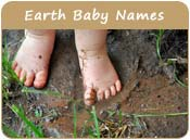 Earth Baby Names