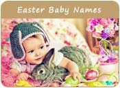 Easter Baby Names
