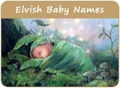 Elvish Baby Names