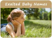 Exalted Baby Names