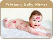 February Baby Names