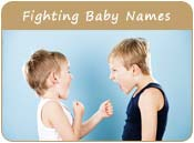 Fighting Baby Names
