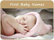 First Baby Names