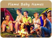 Flame Baby Names