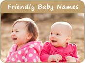 Friendly Baby Names
