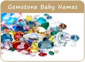 Gemstone Baby Names