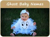 Ghost Baby Names