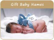 Gift Baby Names