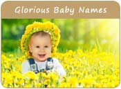 Glorious Baby Names