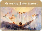 Heavenly Baby Names