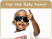 Hip-Hop Baby Names