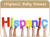 Hispanic Baby Names