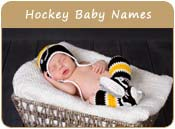 Hockey Baby Names