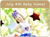 Independence Day Baby Names