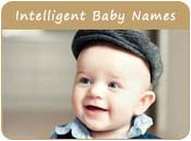 Intelligent Baby Names
