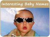 Interesting Baby Names