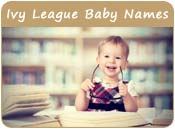 Ivy League Baby Names