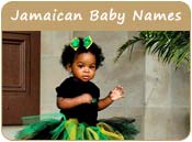 Jamaican Baby Names