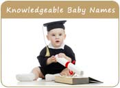 Knowledgeable Baby Names