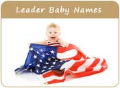 Leader Baby Names
