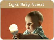 Light Baby Names