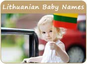 Lithuanian Baby Names