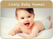 Lively Baby Names