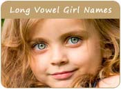 Long Vowel Girl Names