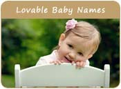 Lovable Baby Names