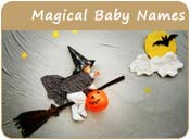 Magical Baby Names