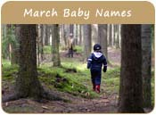 March Baby Names